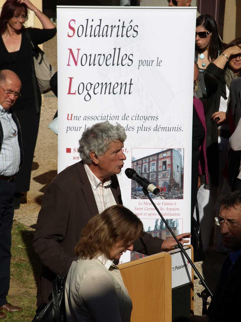 Etienne Primard, créateur de SNL
