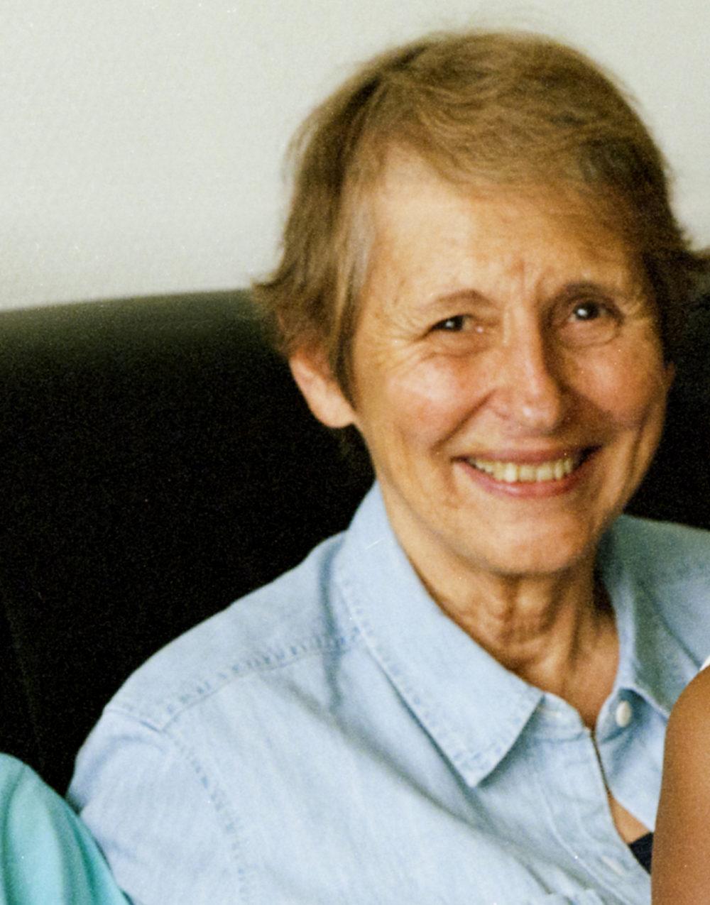 Brigitte, bénévole depuis 9 ans à Paris