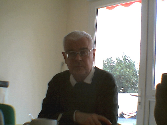 Hubert, bénévole dans les Yvelines